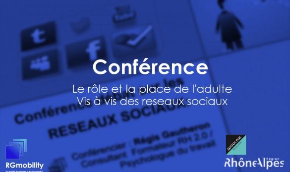 conference reseaux sociaux